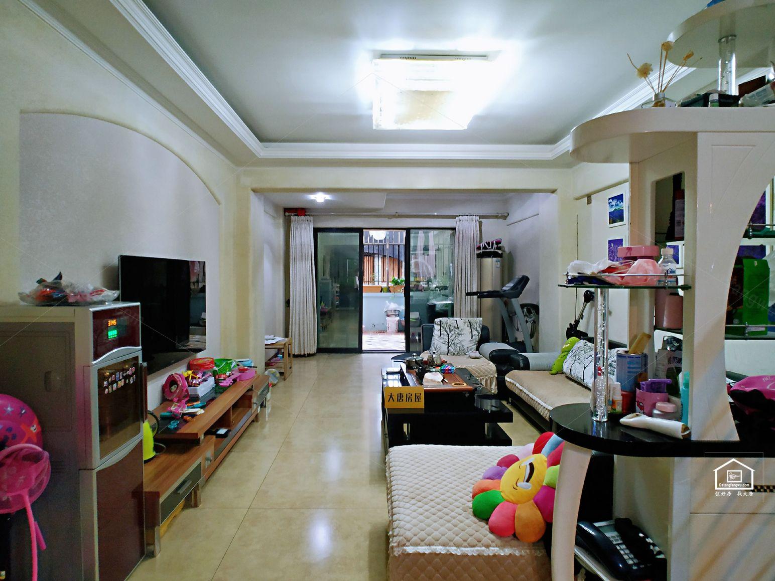 双流,双流,佳兆业现代城,2室2厅,95㎡