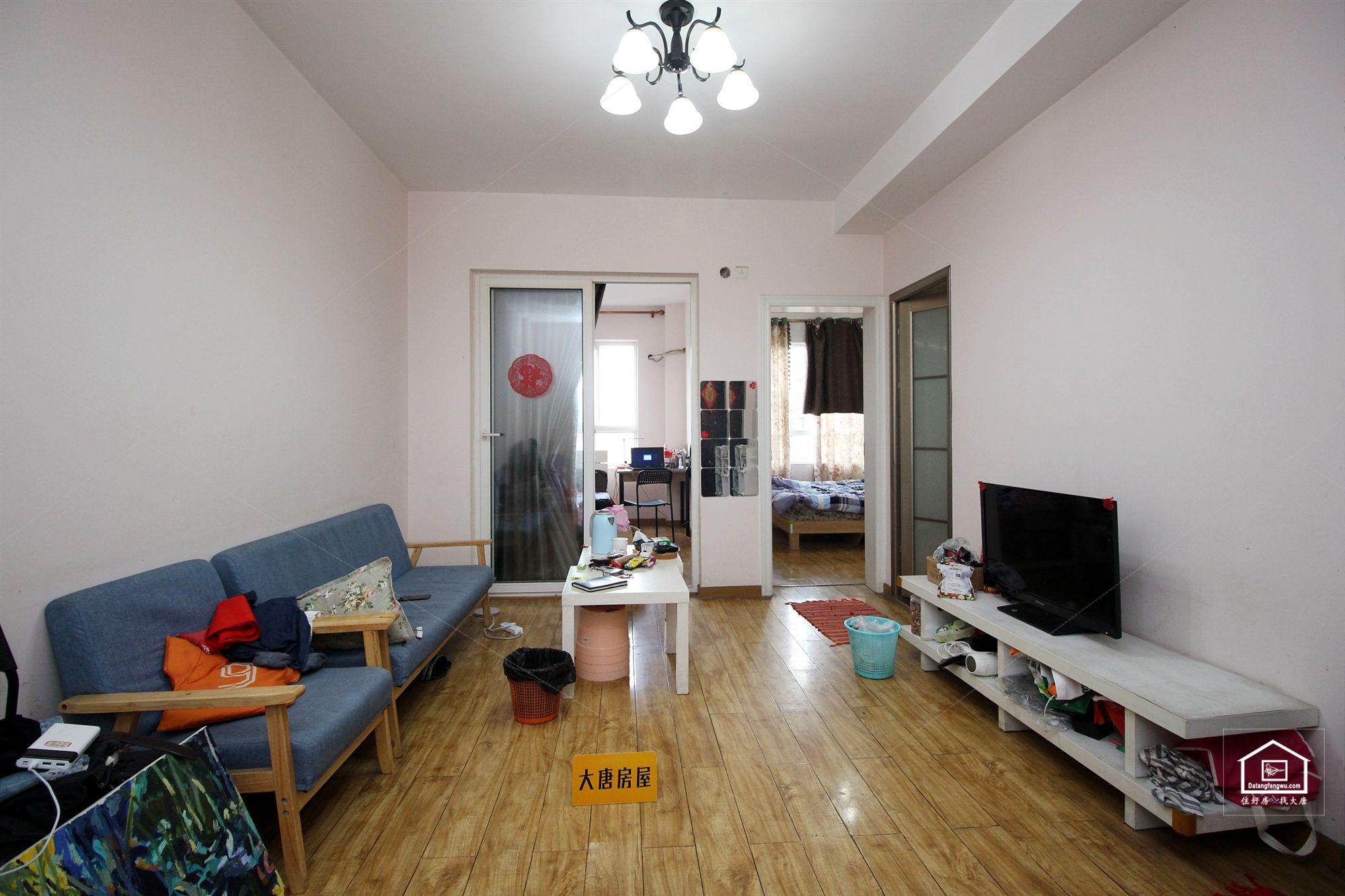 双流,双流,佳兆业现代城,2室1厅,56㎡